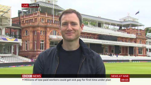 BBC News Presentation 2019 - News at Nine (17)