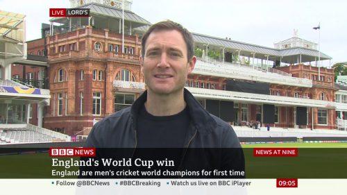 BBC News Presentation 2019 - News at Nine (19)