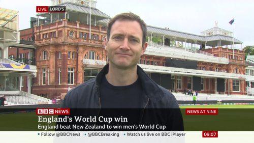 BBC News Presentation 2019 - News at Nine (21)