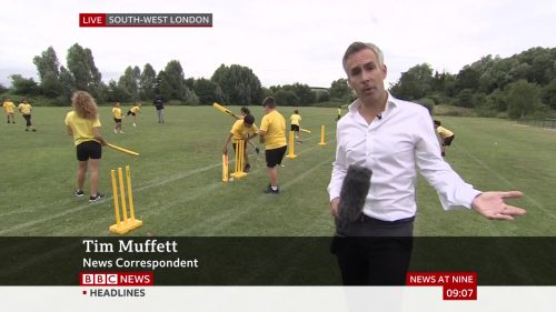 BBC News Presentation 2019 - News at Nine (22)