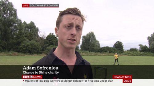 BBC News Presentation 2019 - News at Nine (23)