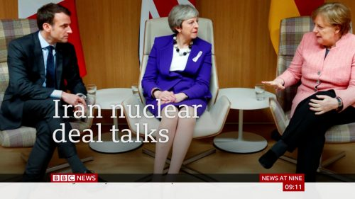 BBC News Presentation 2019 - News at Nine (25)