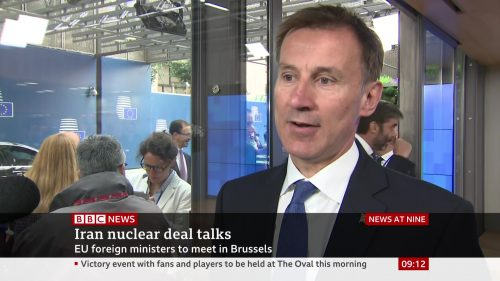 BBC News Presentation 2019 - News at Nine (27)