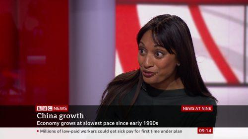 BBC News Presentation 2019 - News at Nine (30)