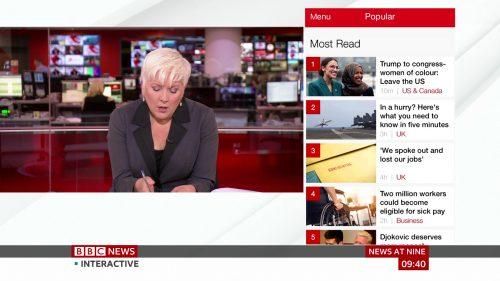 BBC News Presentation 2019 - News at Nine (32)