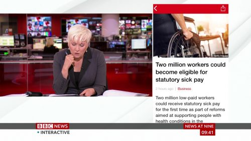 BBC News Presentation 2019 - News at Nine (33)