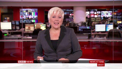 BBC News Presentation 2019 - News at Nine (9)