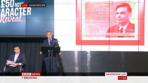 BBC News Presentation 2019 -- Newsroom Live (2)
