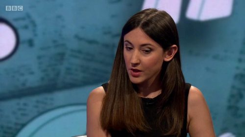 Channel 4 News LIZ BATES