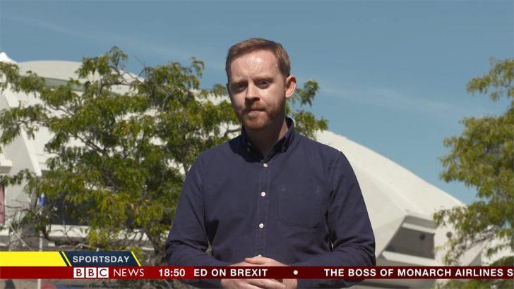 David McDaid - BBC Sport Reporter