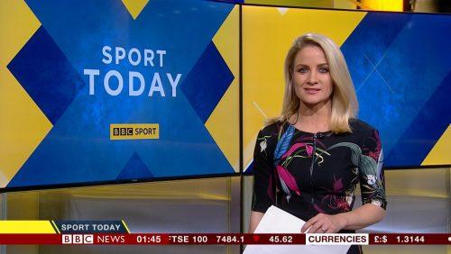 Holly Hamilton - BBC Sport Presenter (7)