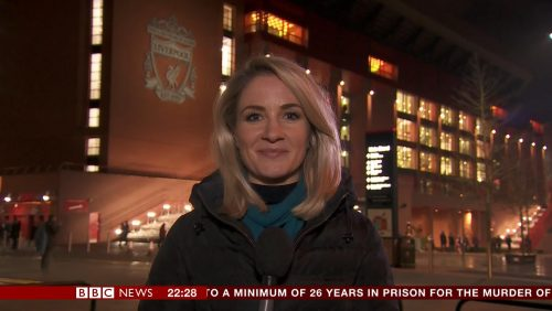 Holly Hamilton - BBC Sport Presenter (8)