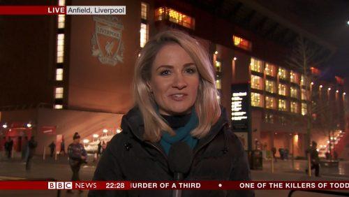 Holly Hamilton - BBC Sport Presenter (9)