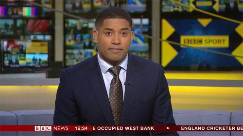 Hugh Woozencroft - BBC Sport Presenters (2)