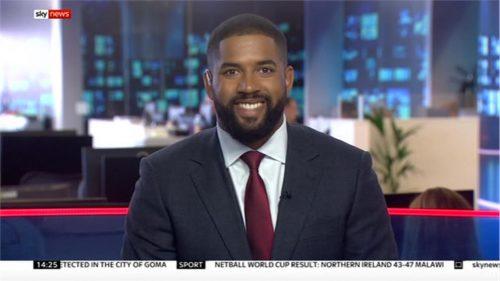 Hugh Woozencroft - Sky Sports News Presenter (1)