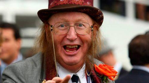 John McCririck dies at 79