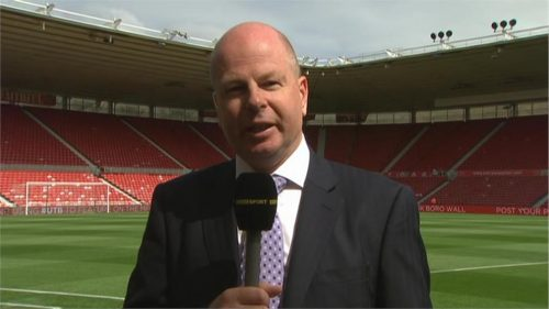John Roder - BBC Match of the Day commentator (2)