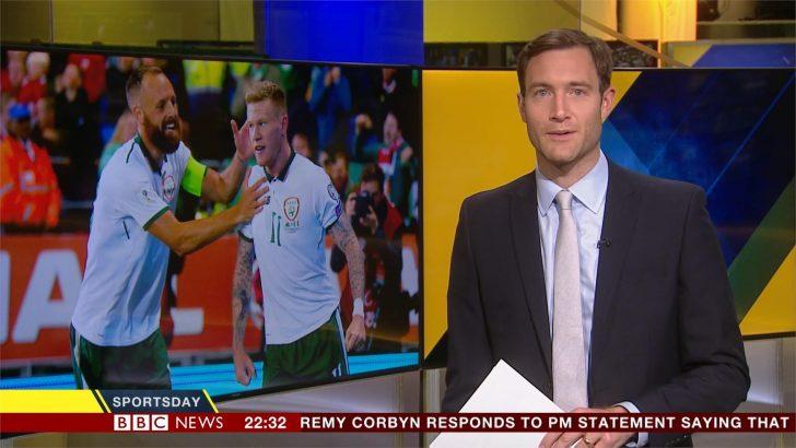 John Watson BBC Sport