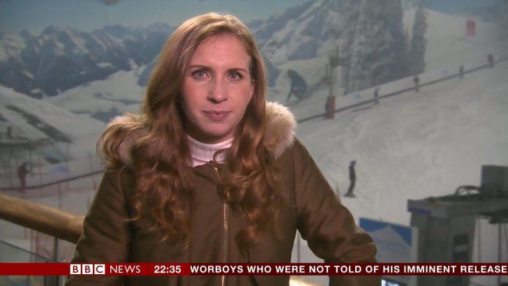 Kate Grey - BBC Sport Reporter (1)