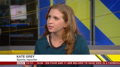 Kate Grey - BBC Sport Reporter (4)