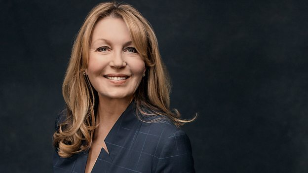 Kirsty Young steps down as host of Desert Island Discs
