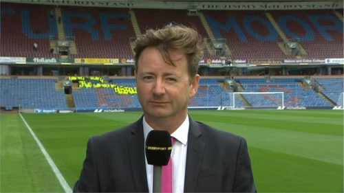 Martin Fisher - BBC Match of the Day commentator (1)