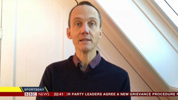 Russell Fuller - BBC sport Reporter