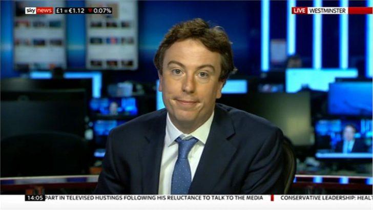 Sam Coates - Sky News Political Correspondent (1)