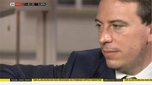 Sam Coates - Sky News Political Correspondent (2)