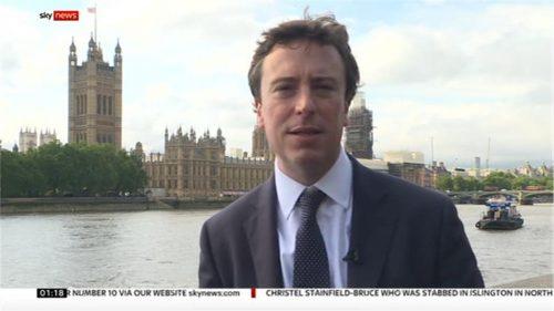 Sam Coates - Sky News Political Correspondent (3)