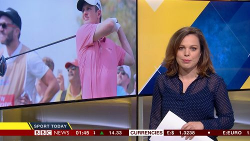 Sarah Mulkerrins - BBC Sport Presenter (1)