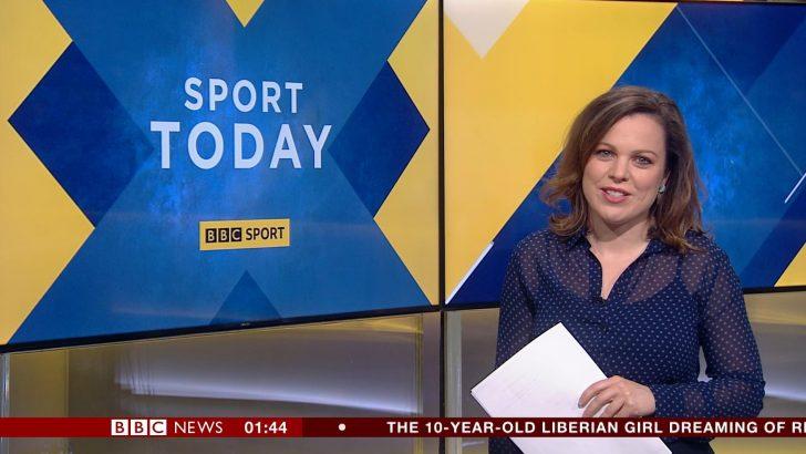 Sarah Mulkerrins - BBC Sport Presenter (3)