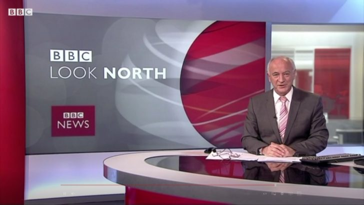 Colin Briggs retires from BBC Look North