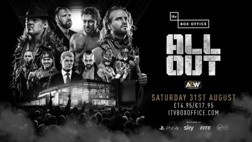 ITV Box Office - AEW All Out 2019