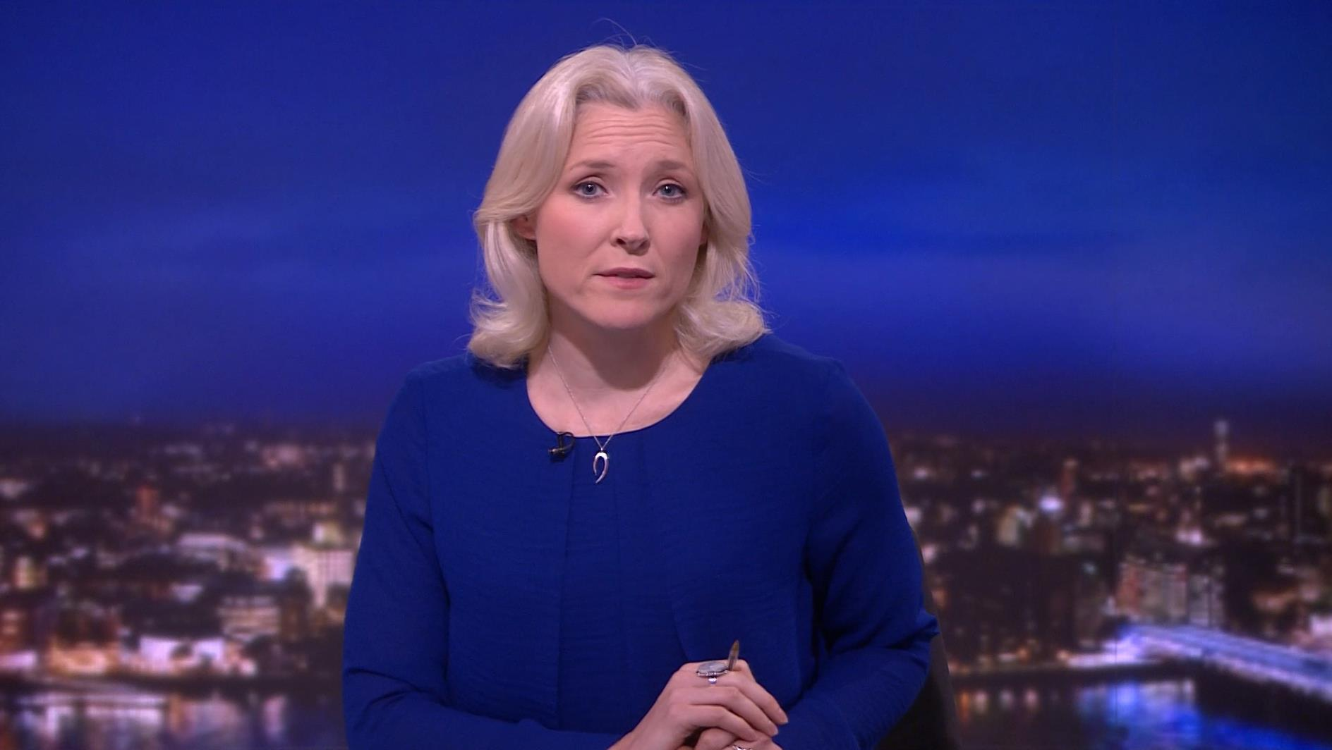 Lucy Grey - BBC News Presenter (1)