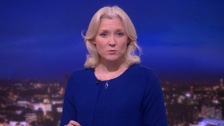 Lucy Grey - BBC News Presenter (2)