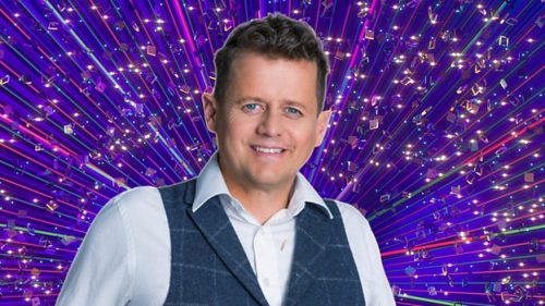 Mike Bushell - BBC Strictly Come Dancing 2019