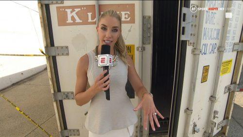 Olivia Harlan - ESPN College Football Reporter