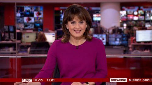 Rebecca Jones - BBC News Presenter (1)