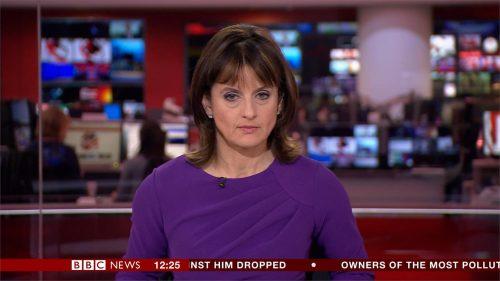 Rebecca Jones - BBC News Presenter (2)