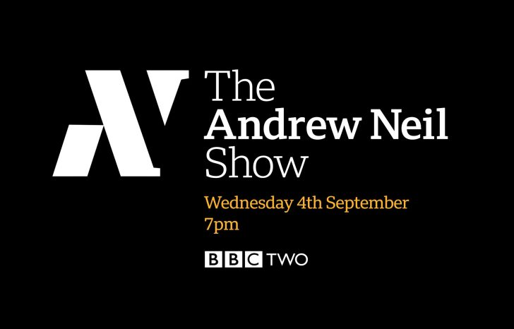 'The Andrew Neil Show' to start next week on BBC Two