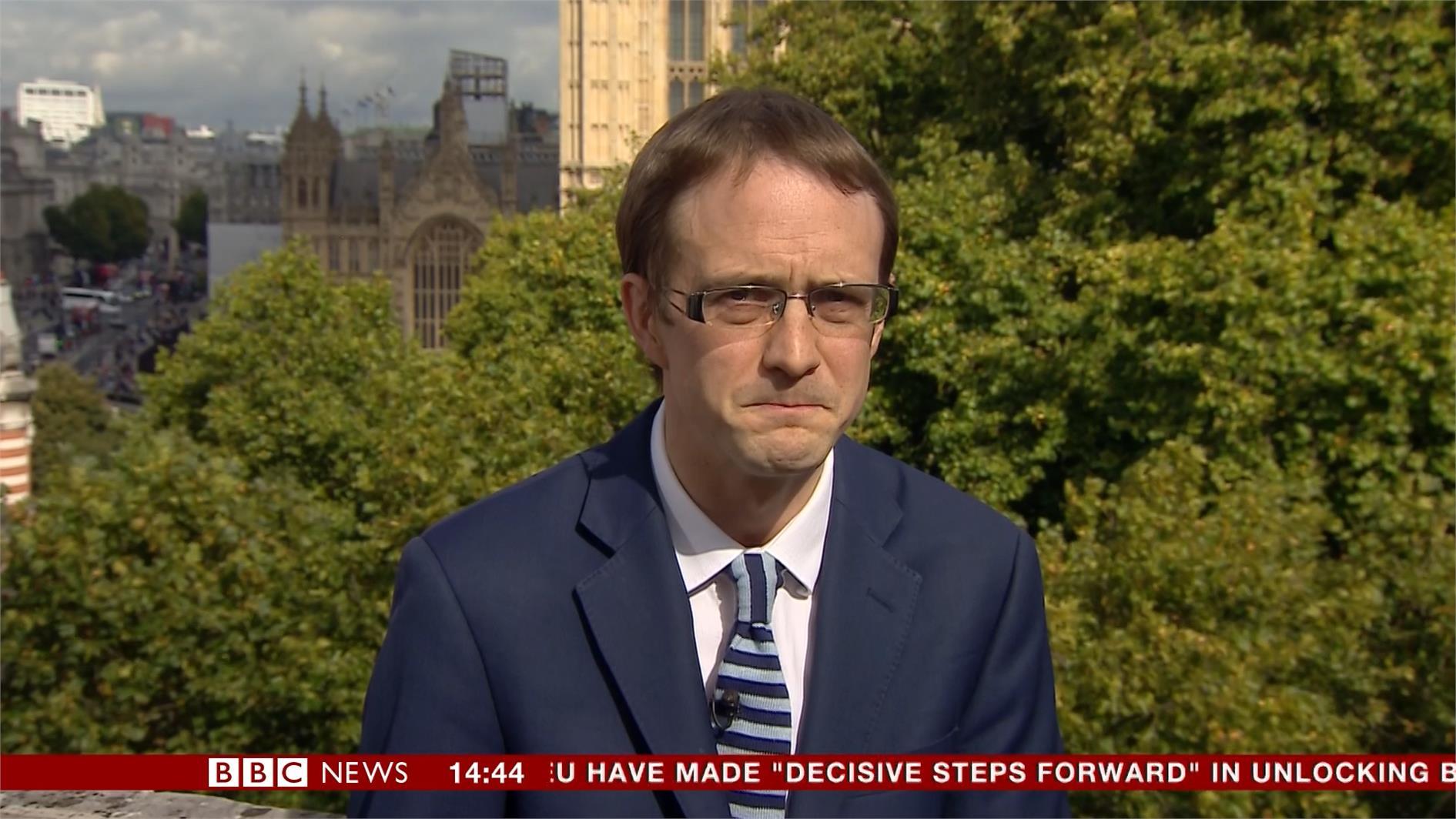 Chris Mason - BBC News Reporter (1)