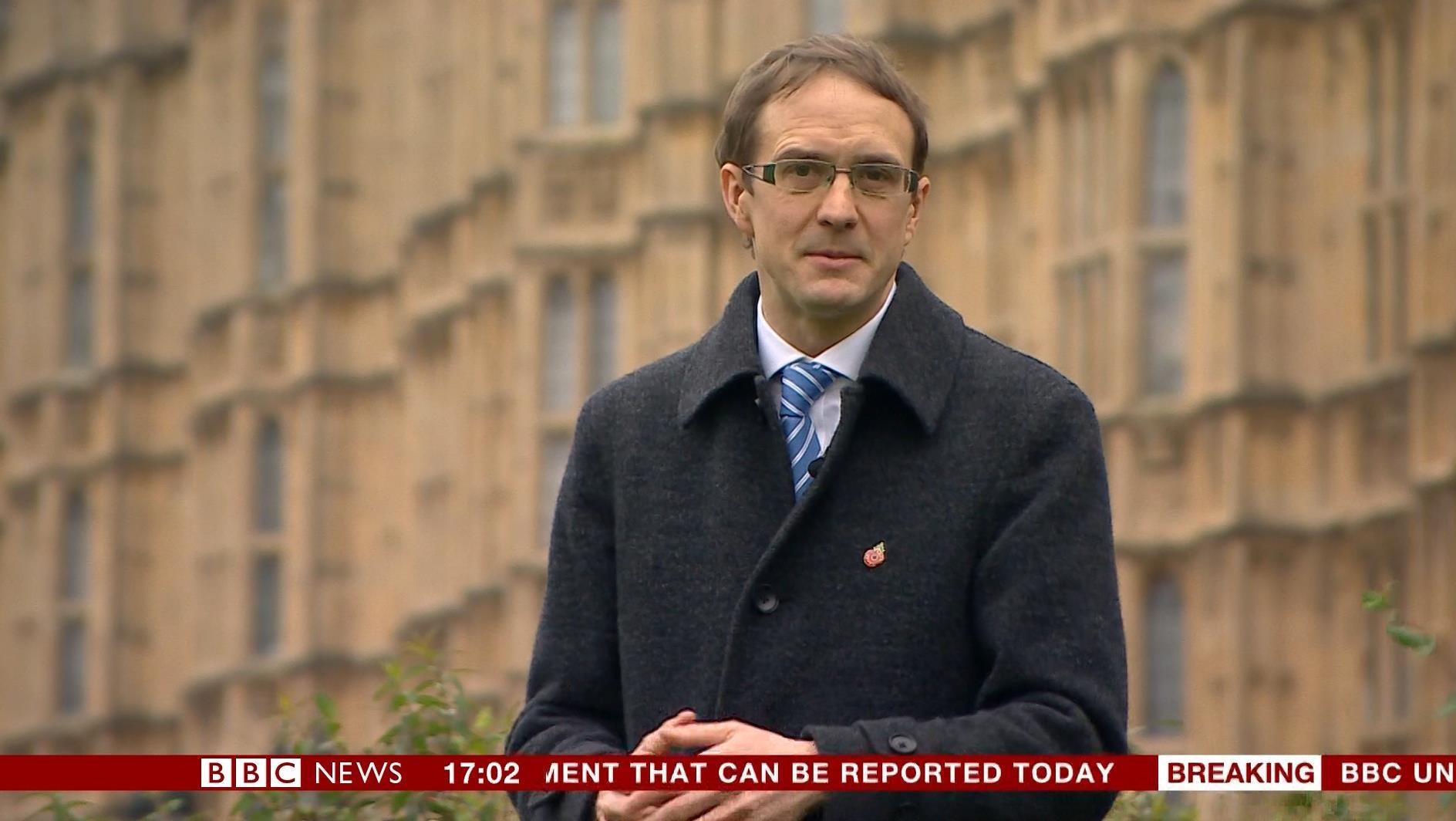 Chris Mason - BBC News Reporter (2)