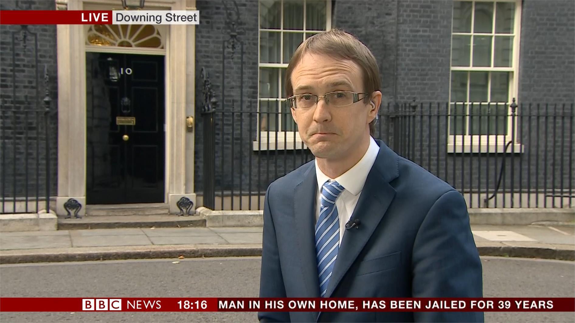 Chris Mason - BBC News Reporter (3)