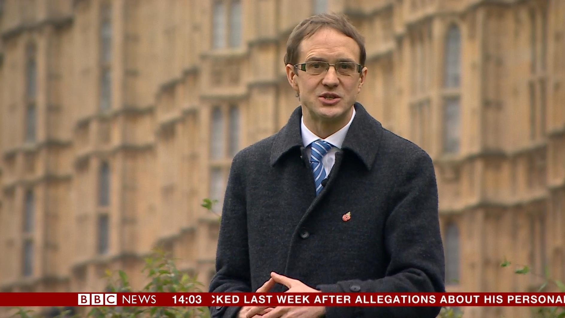 Chris Mason - BBC News Reporter (4)
