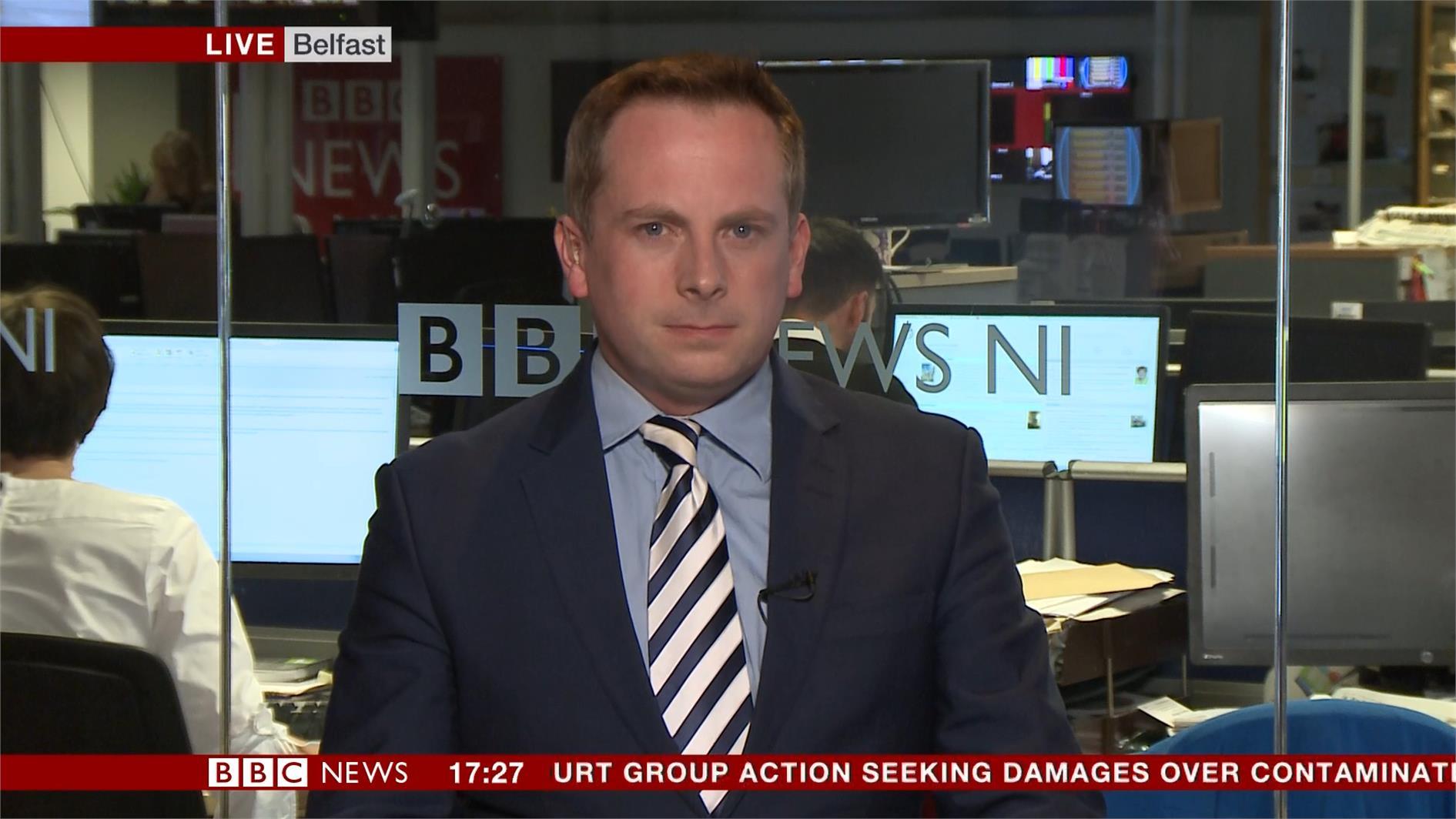 Chris Page - BBC News Reporter (1)