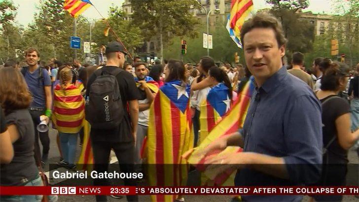 Gabriel Gatehouse - BBC News
