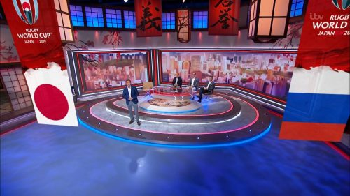 Rugby World Cup 2019 - Studio - ITV Sport (22)