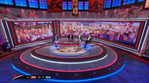 Rugby World Cup 2019 - Studio - ITV Sport (23)