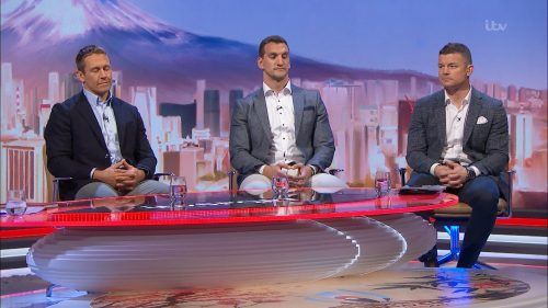 Rugby World Cup 2019 - Studio - ITV Sport (4)